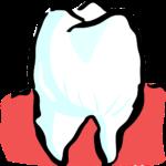 Prześliczne urodziwe zęby oraz doskonały prześliczny uśmieszek to powód do płenego uśmiechu.